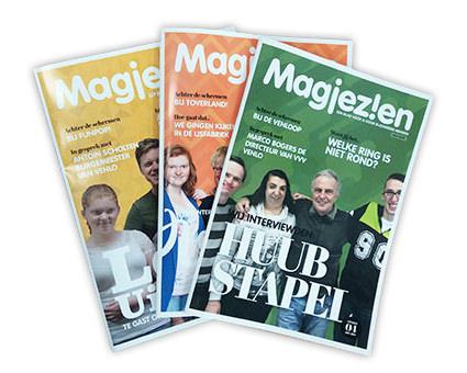 magjezien magazine